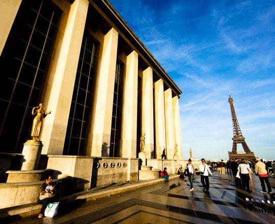 Travel Photography, Paris France, Eiffel Tower