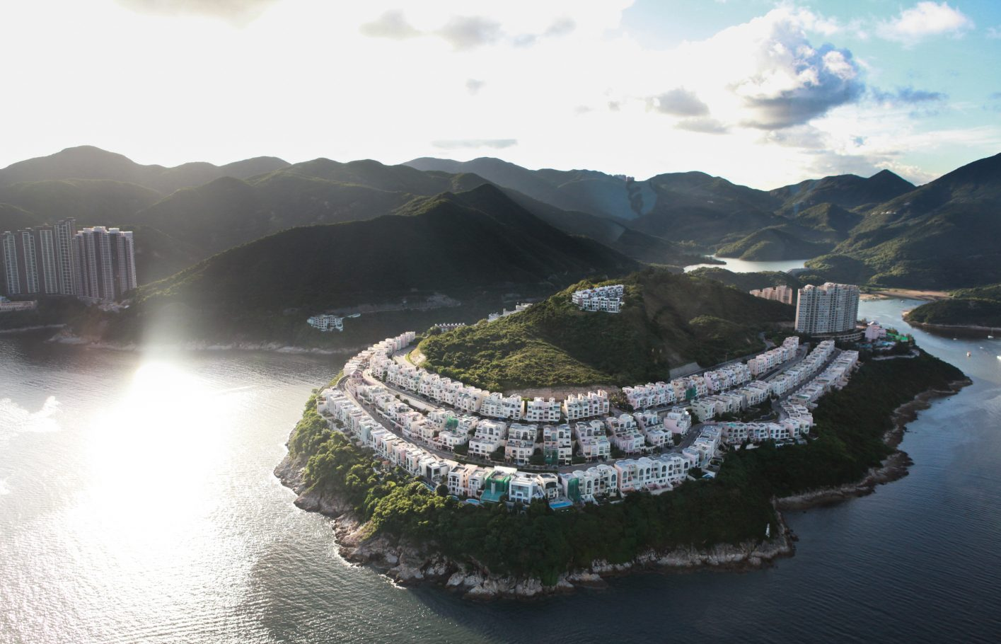 Hong Kong Photography, Aerial Photography, Landscape Photography, Helicopter