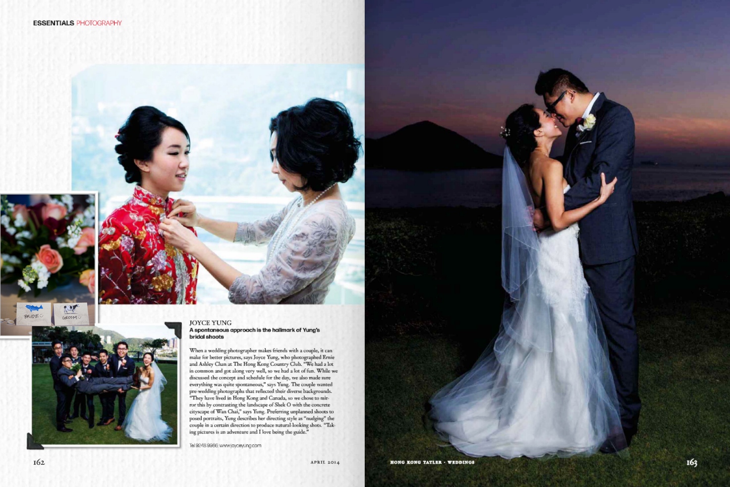 HK Tatler Wedding Apr2014 Joyce Yung 2
