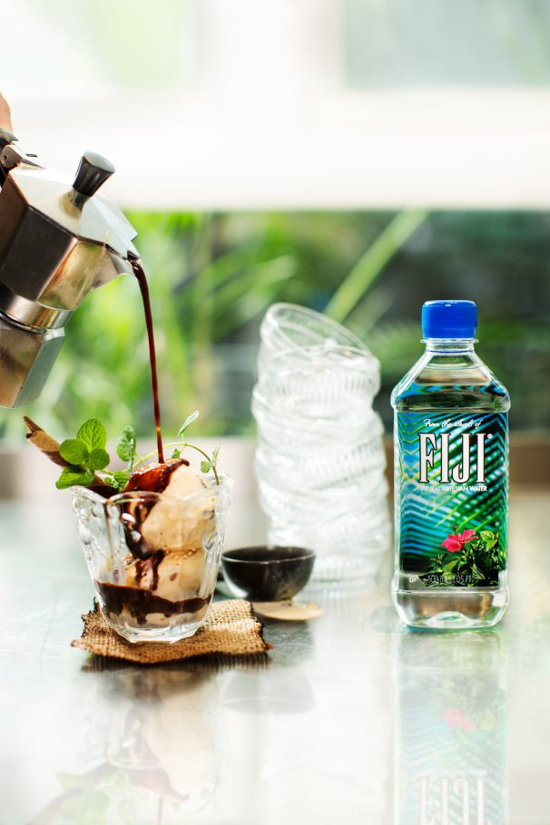 Commercial Photography, Fiji Water
