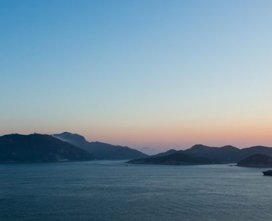Hong Kong neighborhood, landscape, photography, Ap Lei Chau, Lamma Island, Sunset