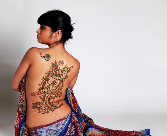 Portrait Photography, Henna Art, Photo Exhibition