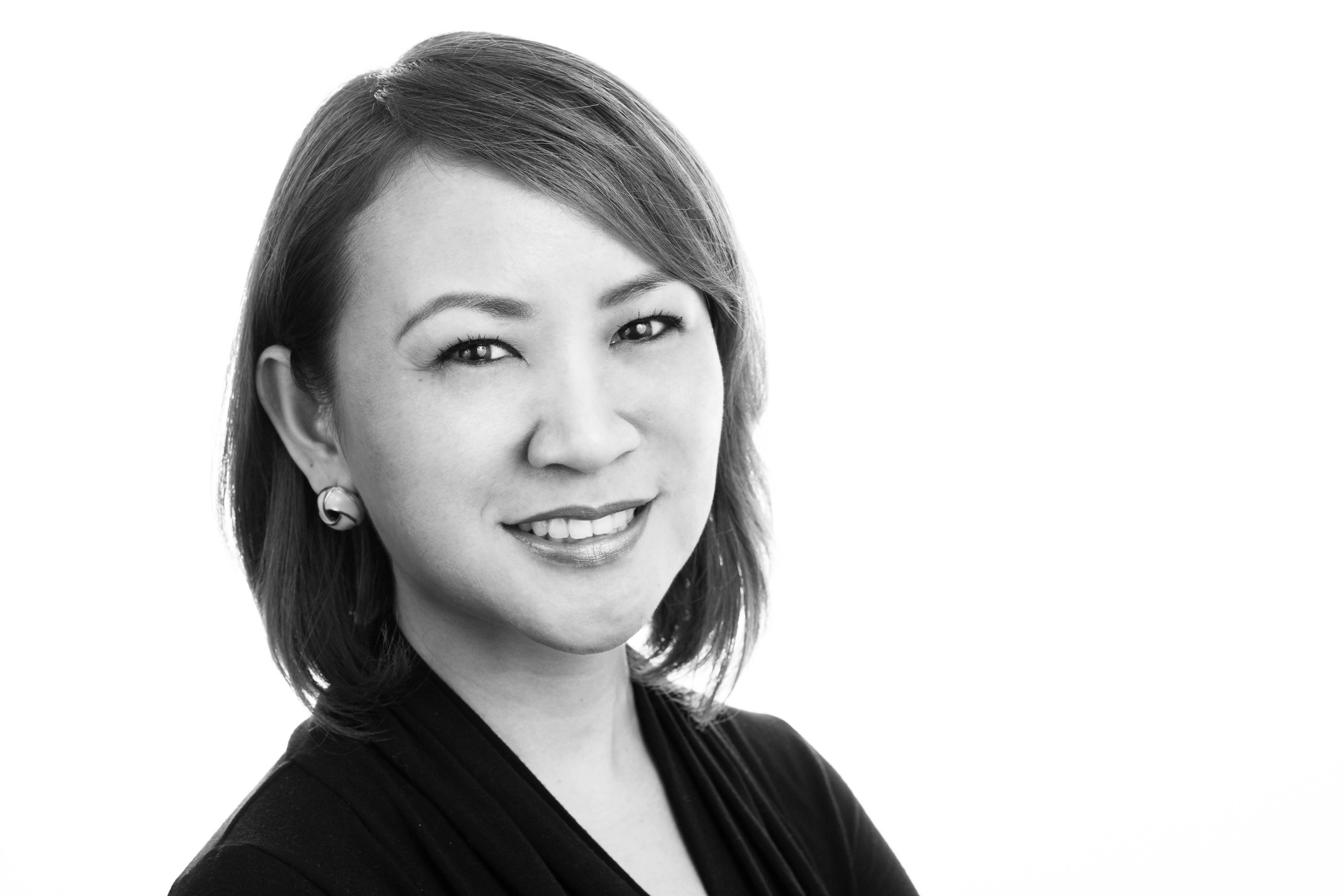 Corporate headshot joyce yung productions