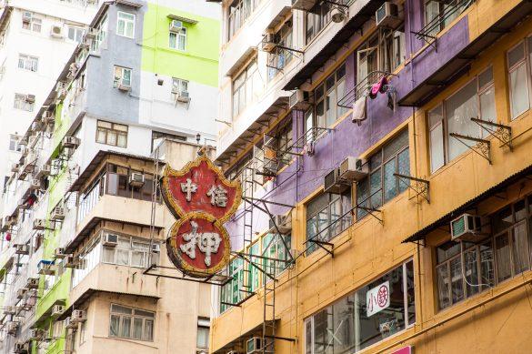 Hong Kong street photography, Mongkok, Goldfish Market